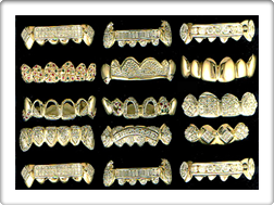 Gold Front Collection