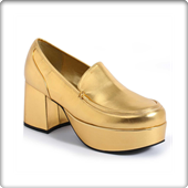 Gold Funkster Shoes